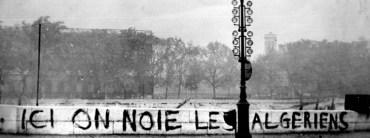 ici on noie les algerien 17 octobre 1961