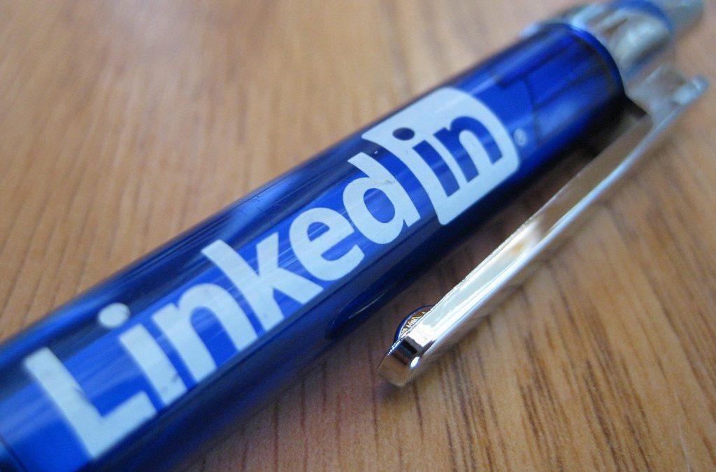 Amplifying Events using LinkedIn