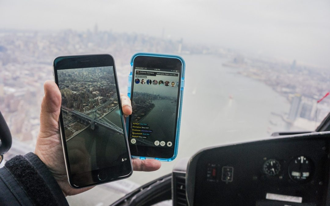 Periscope vs. Meerkat: Live Video Apps for Events