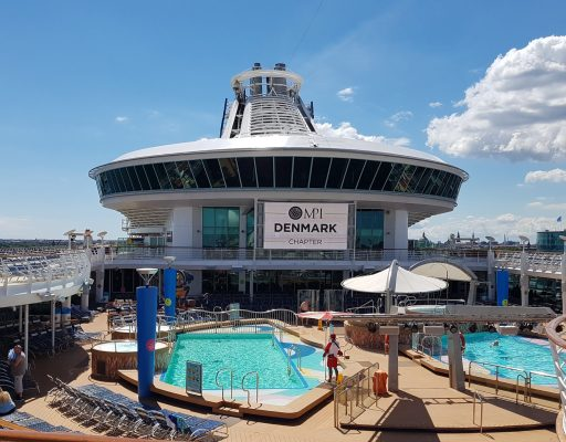 MPI on Navigator of the Seas