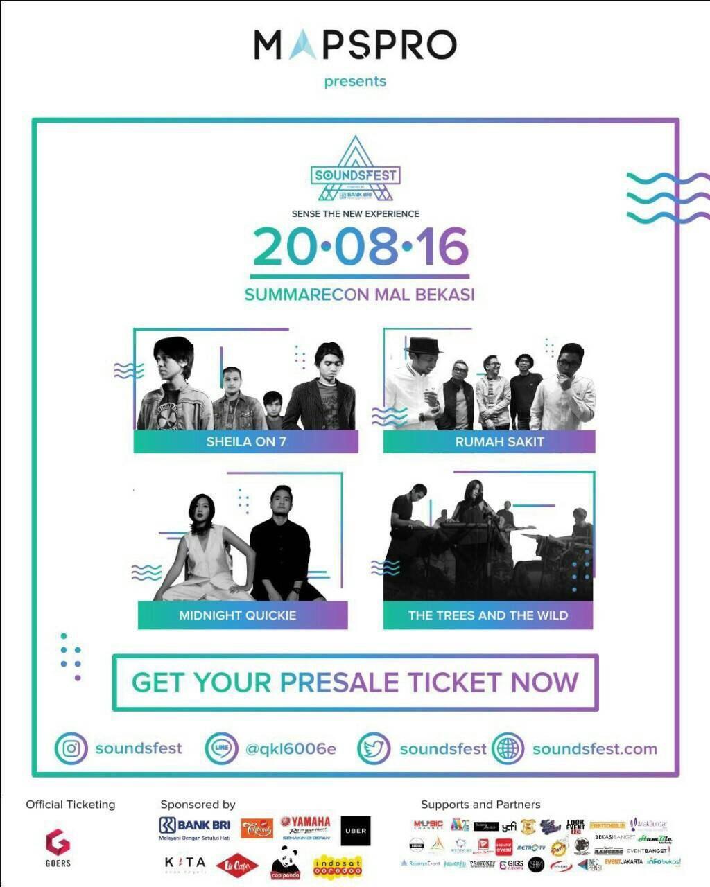 Sounds Festival 2016   Event Apa Aja