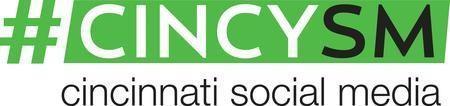 CincySM Hashtag Logo