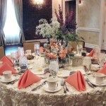 Bethlehem PA Wedding Venues | event center at blue custom wedding centerpieces