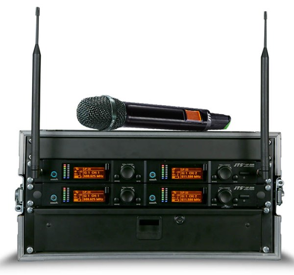 JTS Wireless Microphone Hire