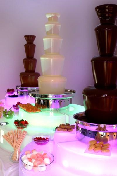 chocolate fountain hire jpg