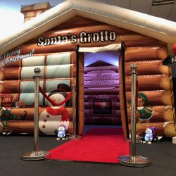 Santas Grotto Hire from Eventech UK