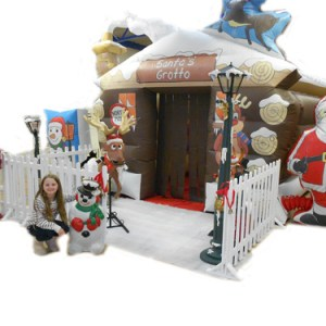 Santa's Grotto Hire