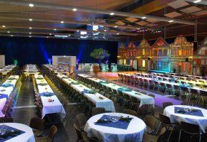 Event Forum Castrop - Räumlichkeiten - Europahalle - Innenansicht - Betriebsversammlung