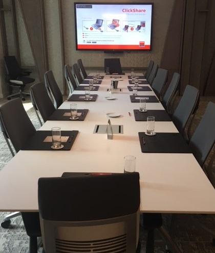ClickShare boardroom