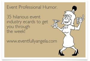 Event Planning Humor