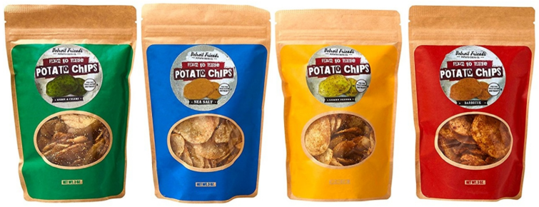 detroit friends potato chips