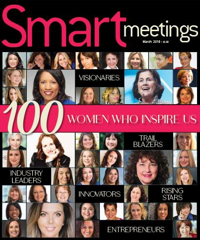 Angela Skeen award 100 women who inspire us