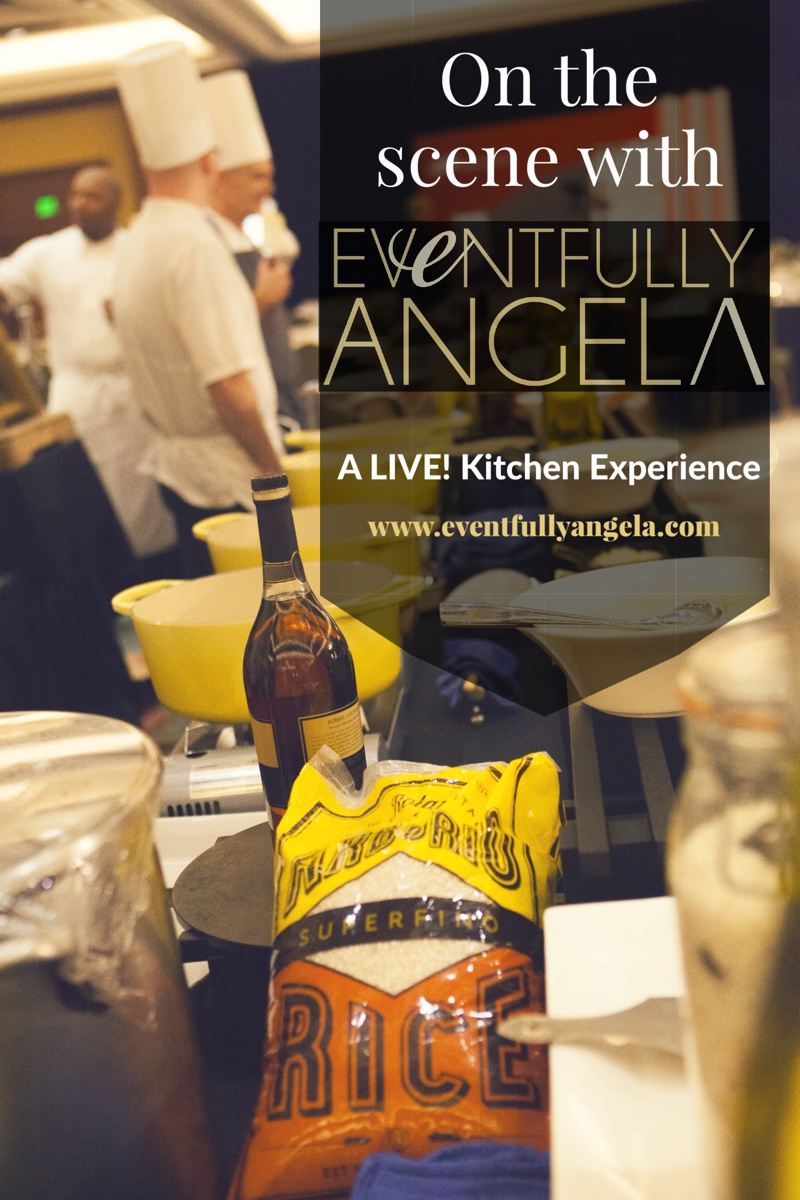 Live Kitchen Experience