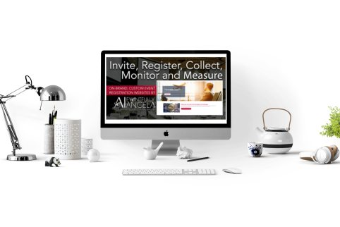 event websites deliver ROI