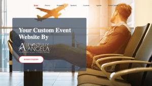 Event website demo