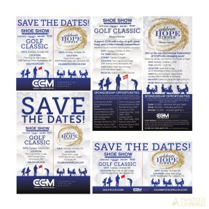 Nonprofit Save the Dates