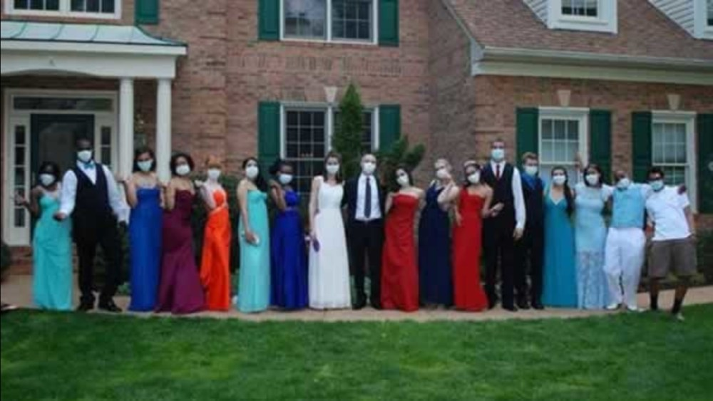 Proms and Masks
