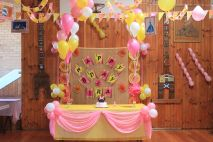 Pink_Yellow_White_theme_birthday_party_decoration_08