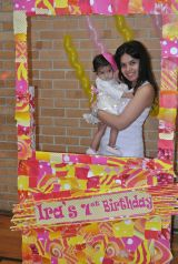 Pink_Yellow_White_theme_birthday_party_decoration_12