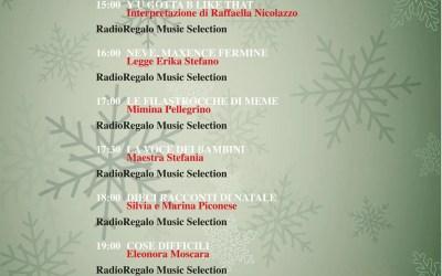 Otranto. RadioRegalo: La programmazione del 30 dicembre 2020
