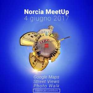 meetup google norcia quadrato