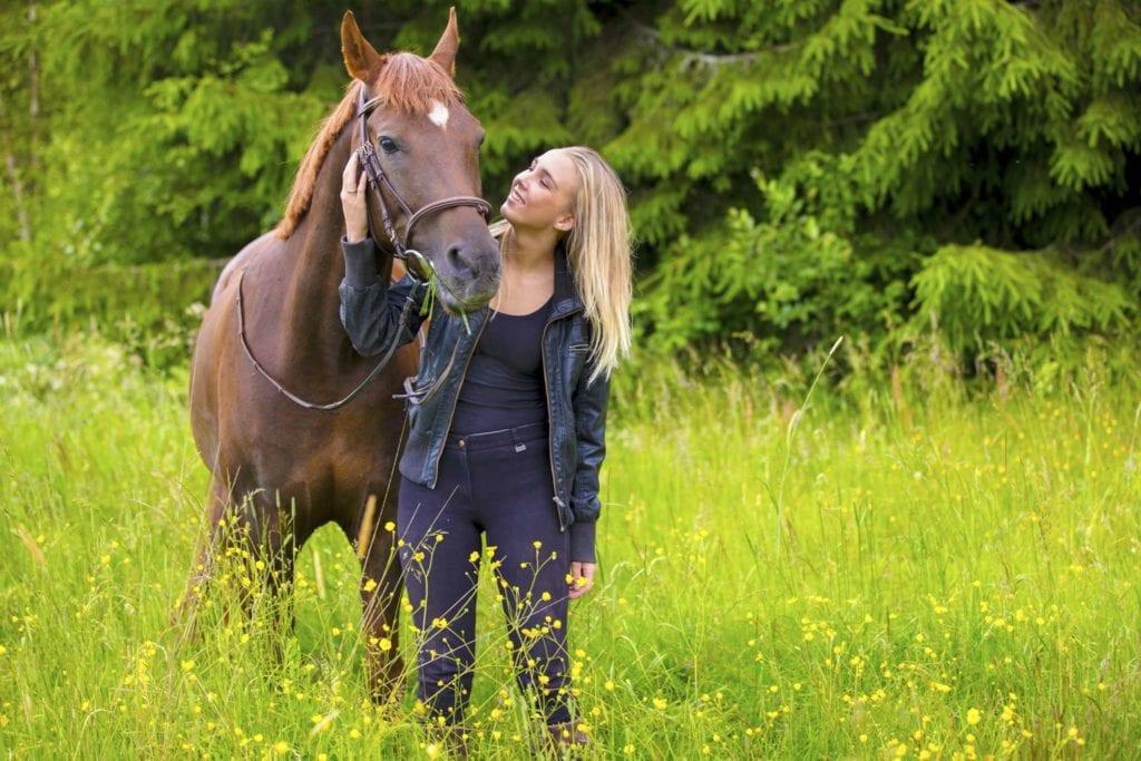 cavallo passeggiate persone agriturismobaldassari