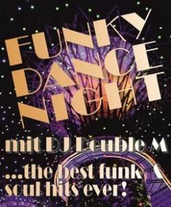 Funky Dance Night mit DJ Double M