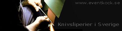 Knivsliperier i Sverige