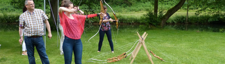 Bogenschießen-für-Tagungen Bogensport