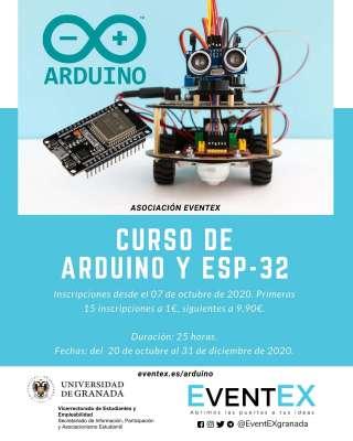 Curso de Arduino - Asociación EventEX