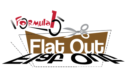 flatout formula 1 feature logo