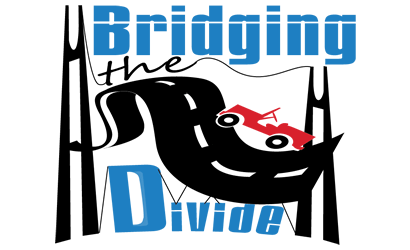 bridging the divide feature logo