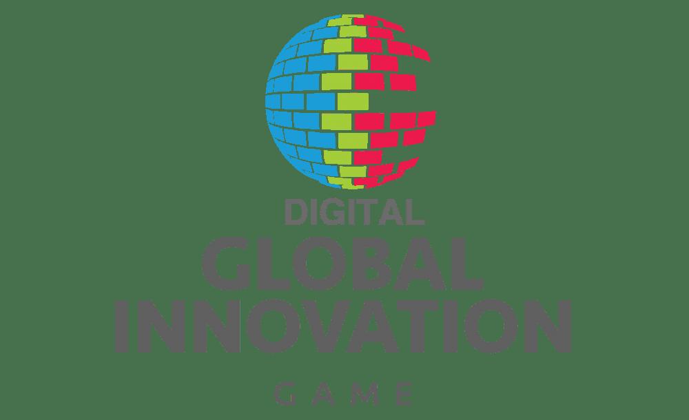 Global Innovation Game - Digital Logo Transparent