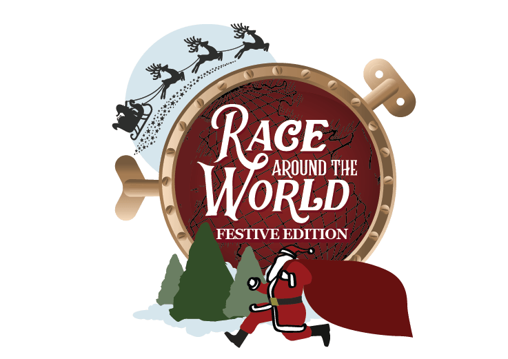 Race Around the World - Festive