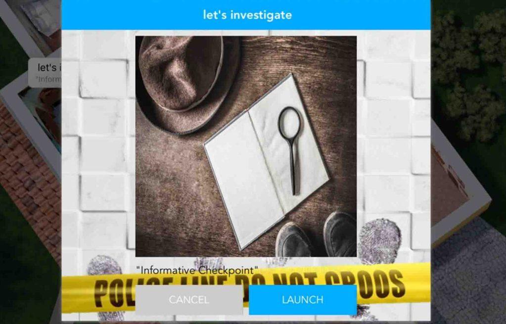 CSI: La Hacienda murder mystery