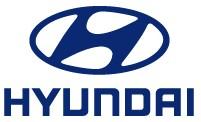 Hyundai - Blue & Dark Grey - Stacked
