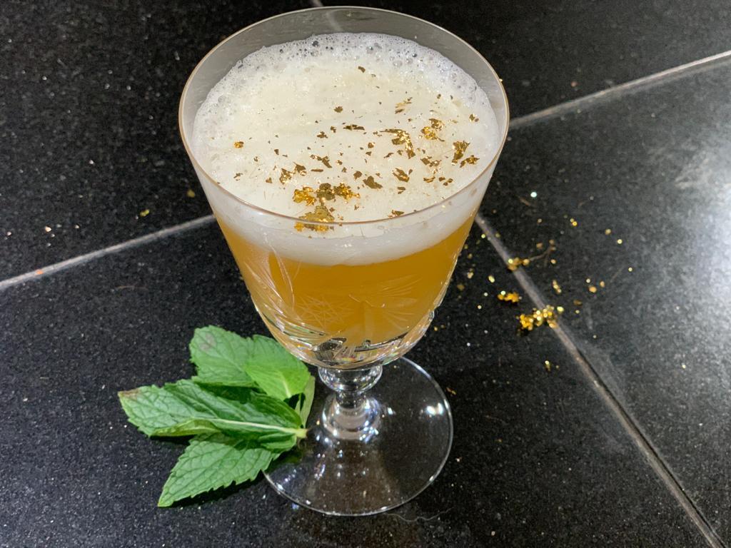 Gold Rum Sour