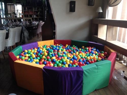 Сухой бассейн в аренду от 10000 руб