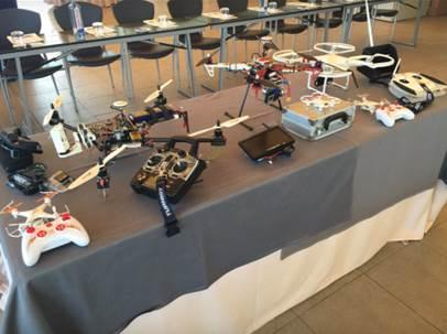 Drone Team y Drone race_1