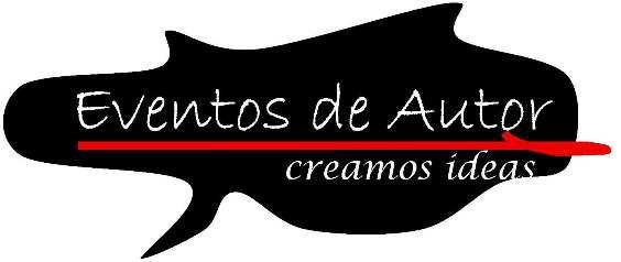 Logo Eventos de Autor