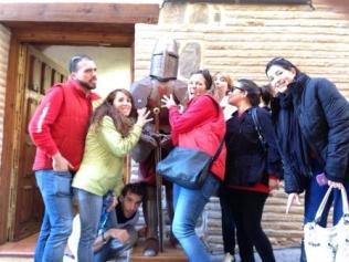 Gymkhana con tablets en Toledo _9