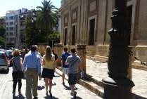 Gymkhana por Sevilla con tablets _1