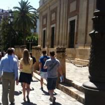 Gymkana por Sevilla con tablets _1