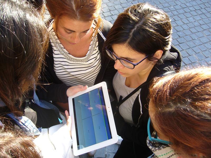 Oporto Express Gymkhana Desafío Tablet _10