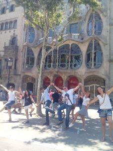 Gymkhana con tablets por Barcelona Express_21