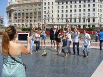 Gymkhana con tablets por Barcelona Express_30