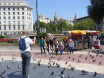 Gymkhana con tablets por Barcelona Express_34