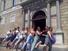 Gymkhana con tablets por Barcelona Express_9