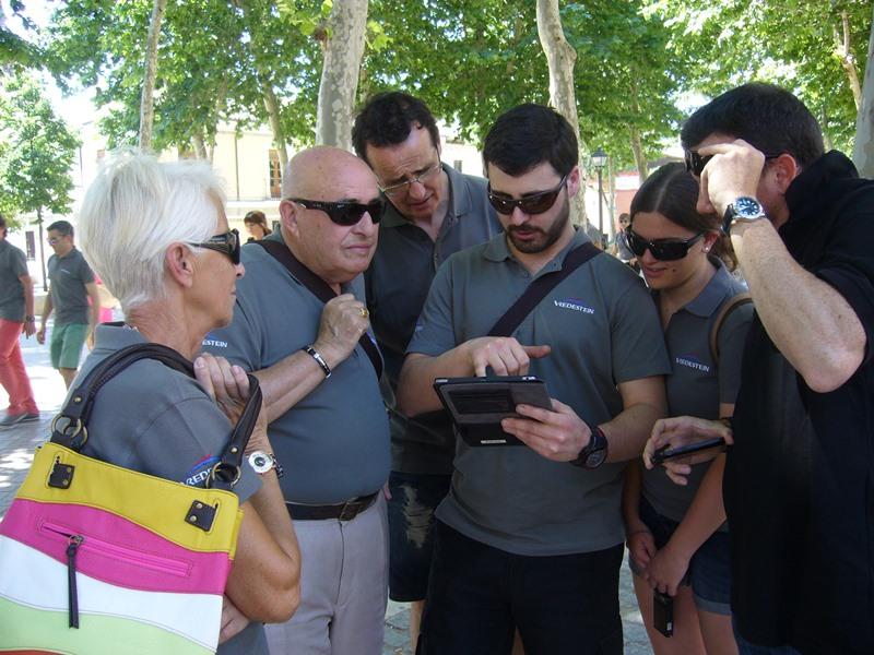 Gymkhana con tablets en Alcalá de Henares _10_