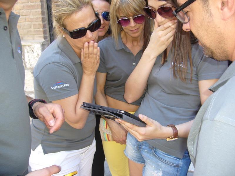 Gymkhana con tablets en Alcalá de Henares _8_
